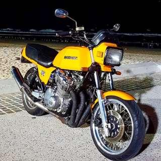 Suzuki GSX1100 ET 1980 Classic Motorcycle Forsale in Excellent Condition