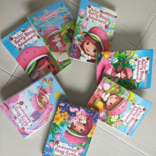 Strawberry Shortcake's DVD
