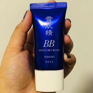 Sekkisei White BB Cream 02