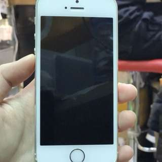 二手 IPhone5s 銀色 16gb