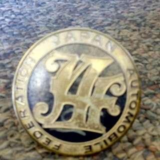 Emblem JAF Bumper