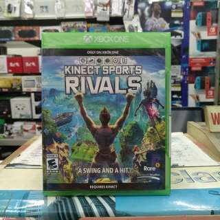 🆕 Xbox One Kinect Sports Rivals