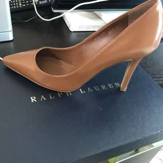 Brand new Ralph Lauren shoes (size 7)