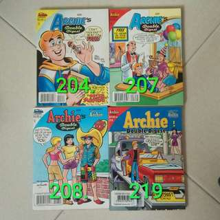 Archie's Double Digest (3)