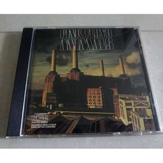 Pink Floyd CD Animals Early Pressing