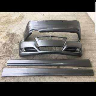 Offers BMW E90 Front Rear Bumper Skirting
