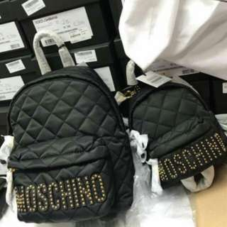 Moschino backpack (mini size)