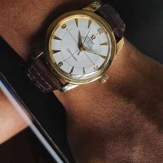 Omega Seamaster Chronometer Bumper