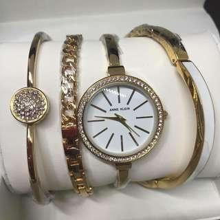 Anne Klein Watch Set1
