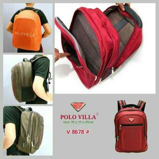 P*L* Villa  Ransel Laptop 8678  (11)*