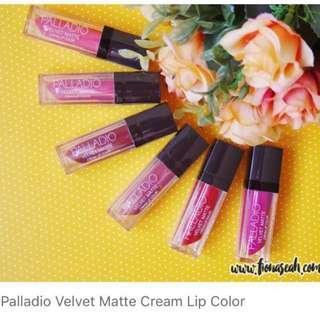 Brand New Palladio Lipstick