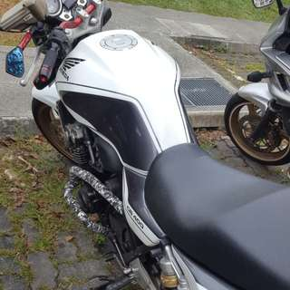 Honda super 4 spec 2