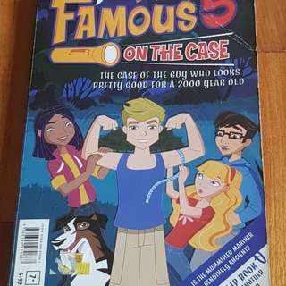 Famous 5 - On the Case