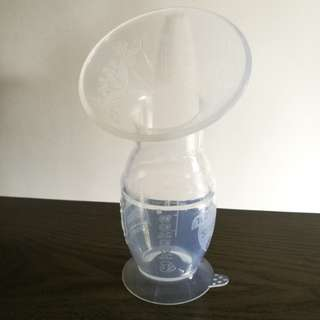 New Version Haakaa Silicon Breast Pump