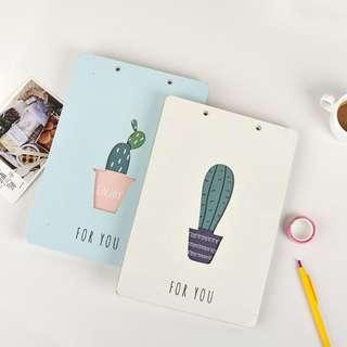 Cactus For You DIY Photo Album
