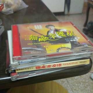 港產片及外國VCD