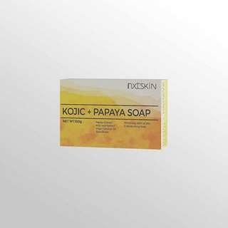 NXTSKIN KOJIC + PAPAYA SOAP
