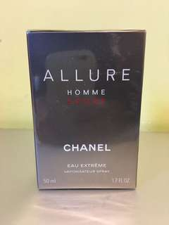 Chanel Allure Homme Sport 50ml香水