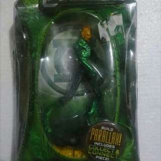 Green lanter action figure