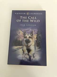 The Call of the Wild Story Book