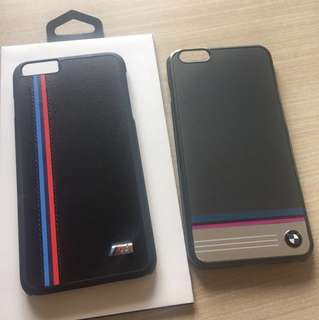 2pcs - BMW Original Iphone 6+ CASE