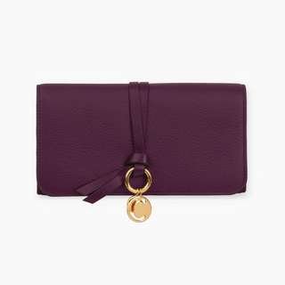 Chloé ALPHABET LONG WALLET 代購