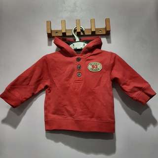 Mothercare Sweater with Hood (9 - 12 months)