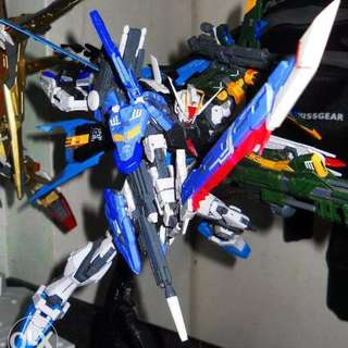 MG Custom Build Perfect Strike Gundam [Ver. JP]