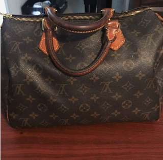 Authentic and original LV Speedy 25