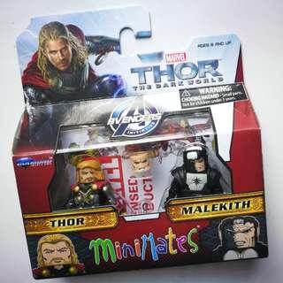 Marvel Mini Mates - Thor: The Dark World