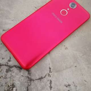 Rush sale: Cherry Mobile flare s6 red