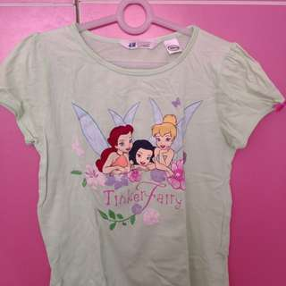 Girls Top (Disney)