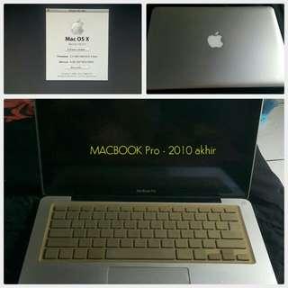 Labtop..Macbook pro