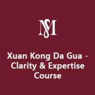 Xuan Kong Da Gua Clarity & Expertise Course