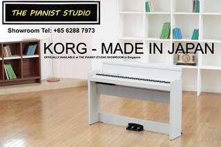 [MADE IN JAPAN] KORG Digital Piano LP380 Singapore Sale!