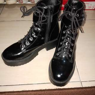 H&M courtney boot size 38