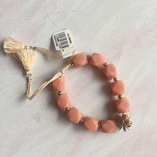 Loft Dessert Sunset Bead Bracelet