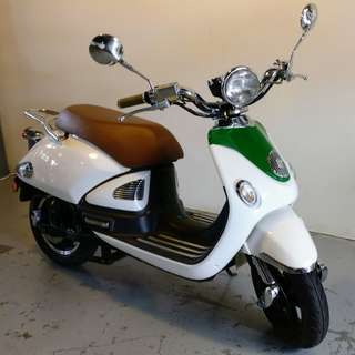 Tino Italian Style Electric Scooter Forsale LAMS Approved (One Only)
