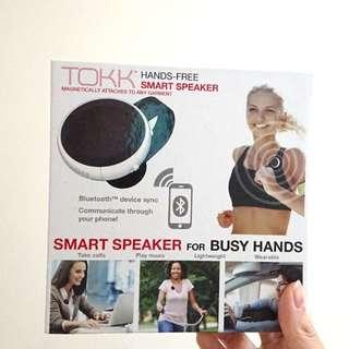 TOKK smart speaker
