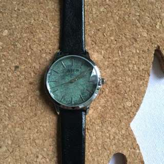 全新女裝錶真皮錶帶