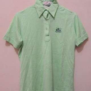 Basic Light Green Polo