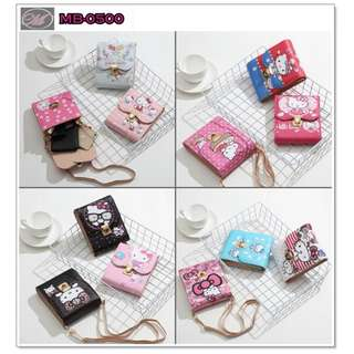 CODE: MB-0500 Hello Kitty Sling Bag