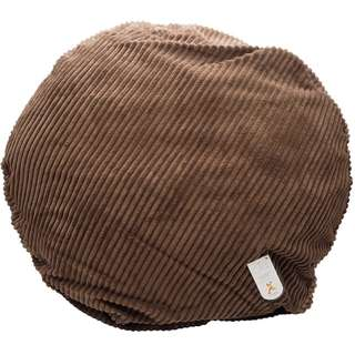 HOOPET Round Washable Dog Bed (Brown)