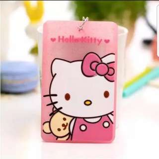 In Stock Hello Kitty Lanyard Card Holder