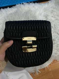 FURLA CLUB LEATHER
