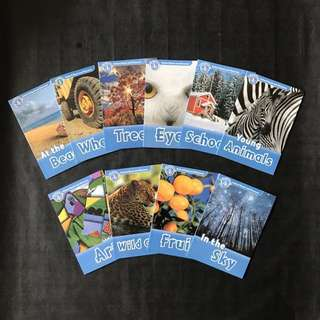 💥NEW-  Oxford Read and Discover Level 1 - 10 books Set - Children Learning books
