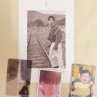 JJProject set JB Jinyoung