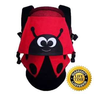 Tugeda Air Ladybug Baby Carrier (Standard)