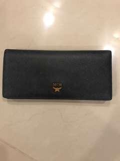 Preloved MCM Long wallet