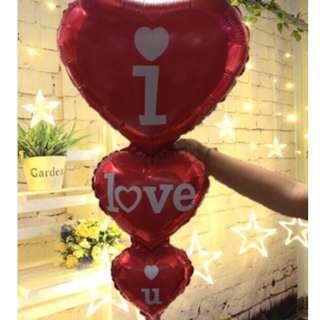 Iloveyou Balloon